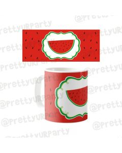 Personalised Watermelon Mug