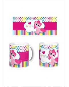 Personalised My Little Pony Mug