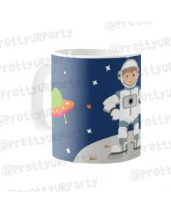 Personalised Space Mug