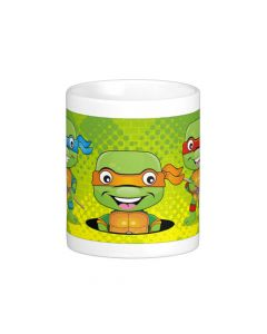 Personalised Ninja Turtles Mug