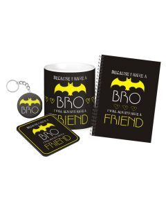 Superhero brother mug set