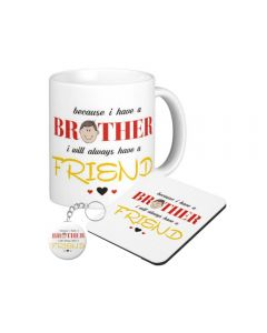Mug set for brother