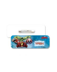 Avengers Badge / Name Tag