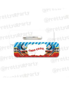 Thomas the Train Theme Badge / Name Tag