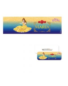 Belle Name Tag
