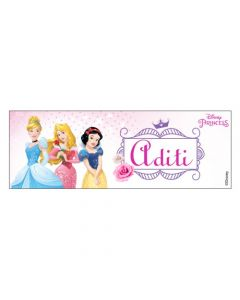 Disney Princess Badge / Name Tag