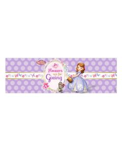 Sofia the first Enchanted Garden Party Napkin Rings