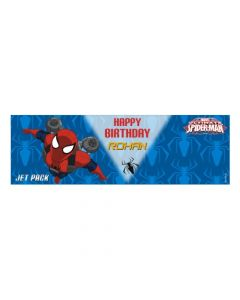 Spiderman Napkin Rings