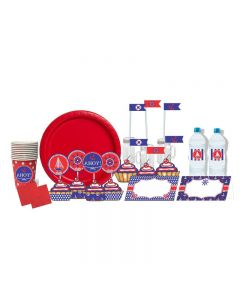 Nautical Tableware Package