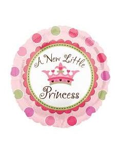A New Little Princess Foil Balloon