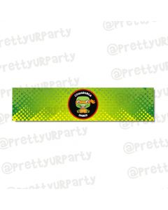 Ninja Turtles wrist bands