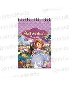 Sofia the 1st Inspired Note Pads