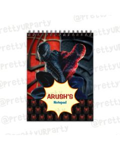 Spiderman Note Pads