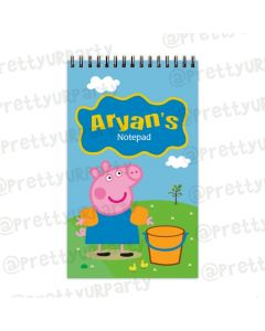 Peppa Pig inspired Note Pads