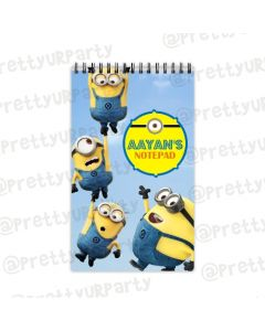 Despicable Me Minions Note Pads