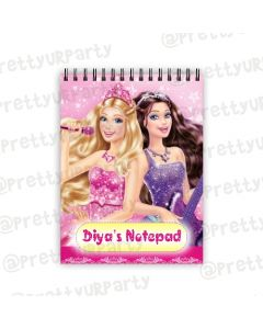 Barbie Rockstar Note Pads