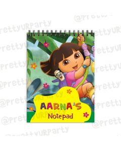 Dora the Explorer Note Pads
