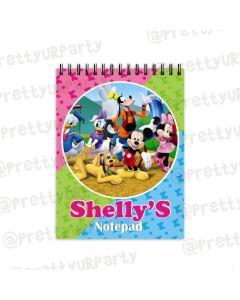 Minnie Mouse Clubhouse Note Pads