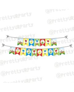 Nursery Rhymes Bunting