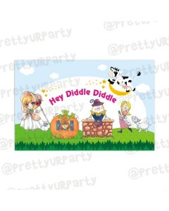 Nursery Rhymes Table Mats