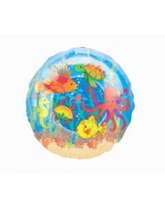 "Anagram 18"" Ocean Friends Balloon"