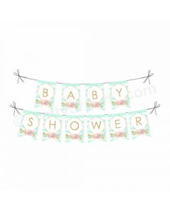 Oh Baby Theme Bunting