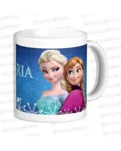 Frozen personalised mug