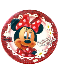 Minnie Mouse Paper Plates Big