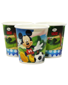 Mickey Mouse Paper Cups