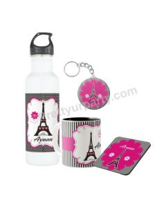 Personalised Paris Combo