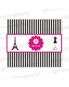 Paris Chocolate Wrappers