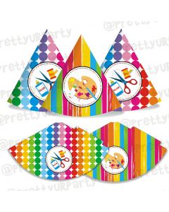 Art & Craft Party Hats
