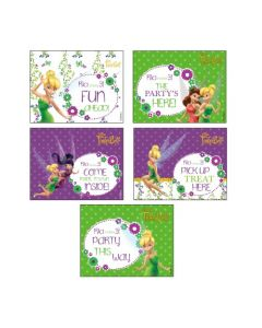 Tinkerbell Party Signs