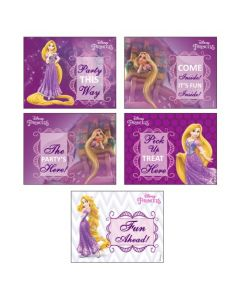 Tangled / Rapunzel Party Signs
