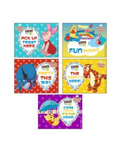 Winnie the Pooh Party Signs
