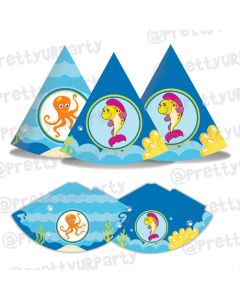 Under the Sea Hats