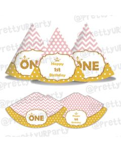 Royal Princess Theme Hats