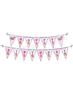 Some Bunny is One Theme Bunting
