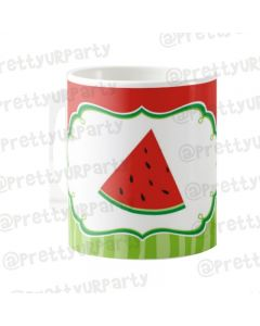 Personalised Watermelon Pen/Pencil Holder