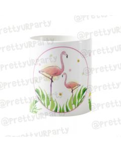 Personalised Flamingo Pen/Pencil Holder