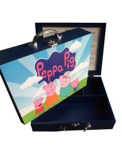 Peppa Pig Multipurpose Boxes