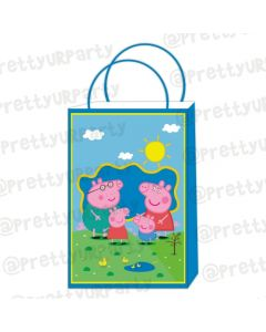 Peppa Pig inspired Khoi Bag