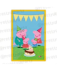 Peppa Pig inspired Poster  02