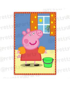 Peppa Pig inspired Poster  03