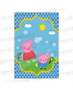 Peppa Pig inspired Poster 04