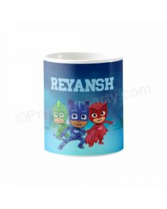 Personalized PJ Masks Mug