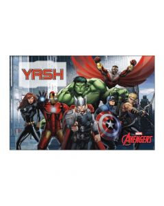Avengers personalized Placemats