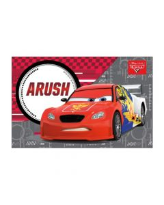 Disney Cars personalized Placemats