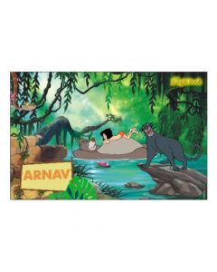 Jungle Book personalized Placemats