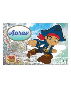 Captain Jake and the Neverland personalized Placemats